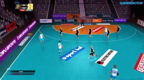 imagenes de niños jugando handball handball 16 anmeldelse gamereactor
