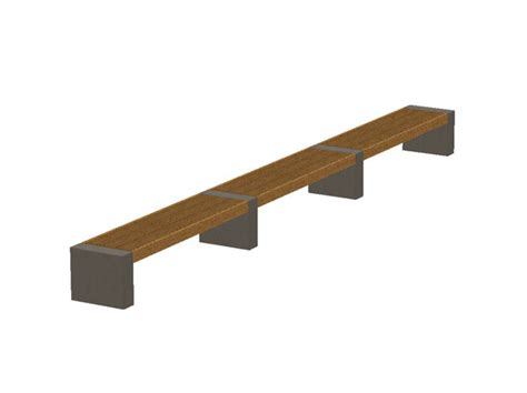 concrete block benches elements concrete block ends benches and seating