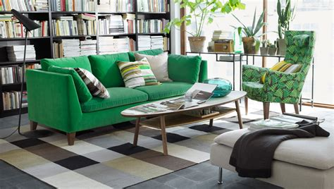 green living room chair apartment jungle
