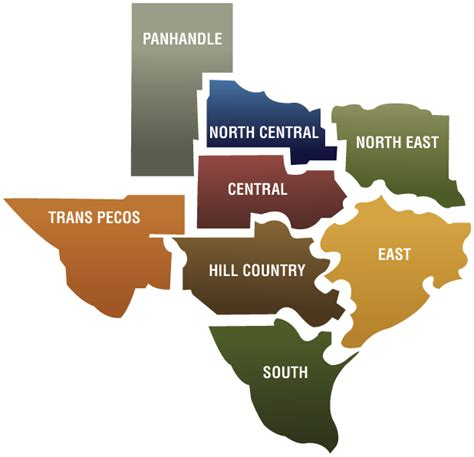 texas map of regions texas land for sale by region mossy oak properties of texas