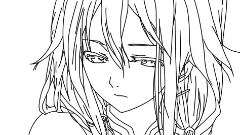 Random Anime Character Coloring Pages Pinterest Coloring Pages Of Anime Characters