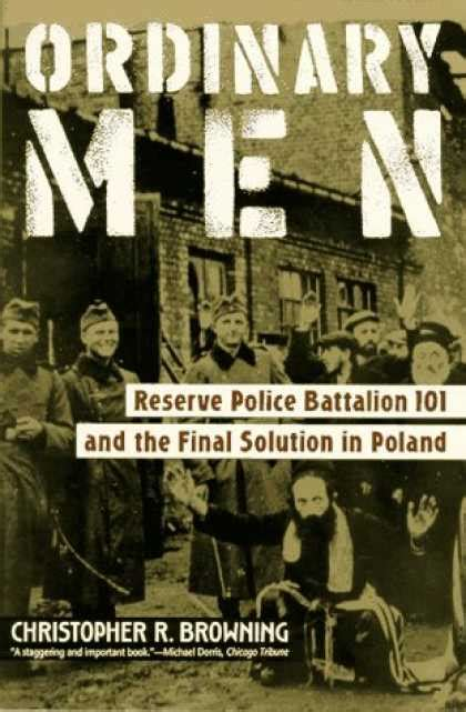 libro ordinary men reserve police bestsellers 2007 covers 3600 3649