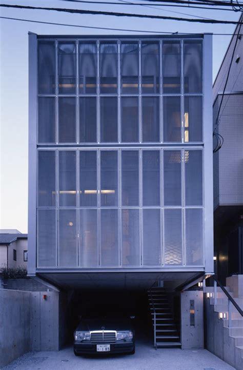 design milk tokyo tokyo steel house by mds design milk