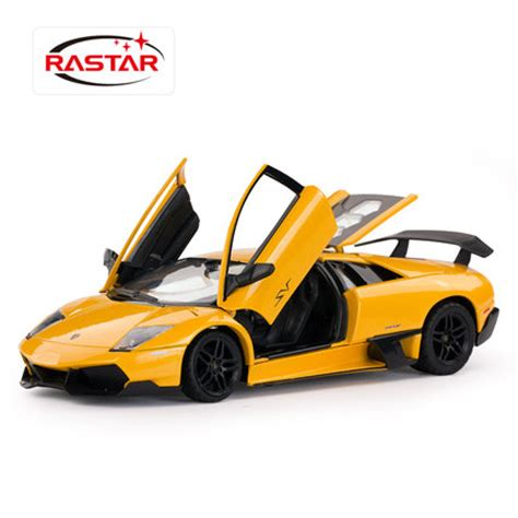 Lamborghini Children S Car Buy Cars Rastar Simulation Bat Alloy Car Model