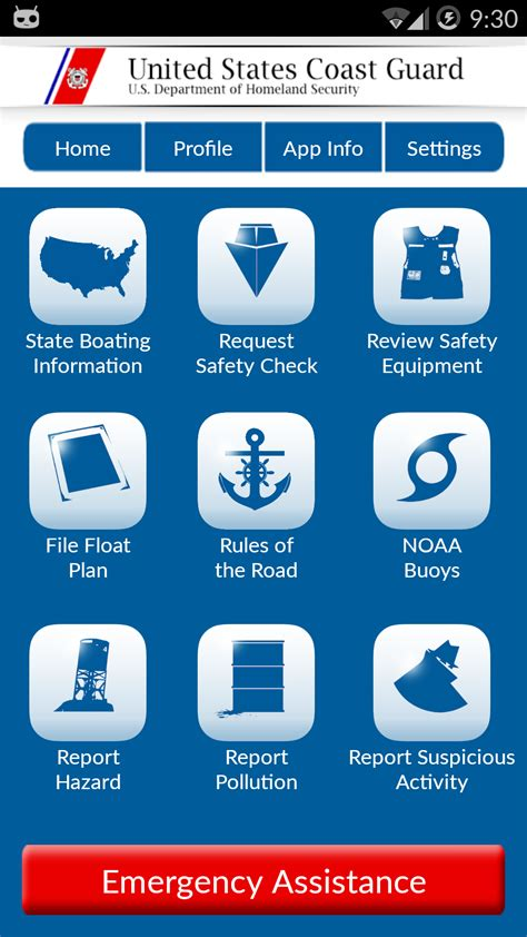 boat safety products coast guard boating safety app safe boating week walsh