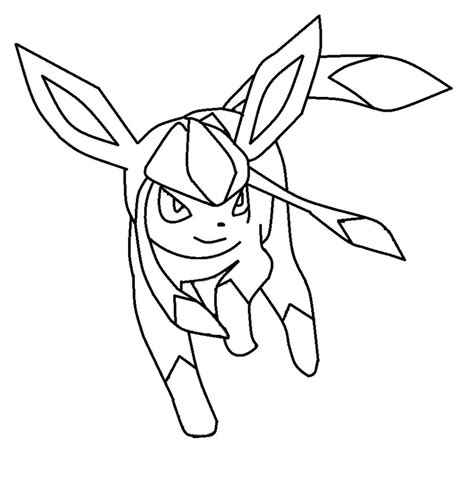 Glaceon Coloring Pages Az Coloring Pages Coloring Pages In