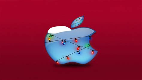 christmas ipod wallpapers apple wallpapers free merry apple wallpapers for iphone 5 free hd