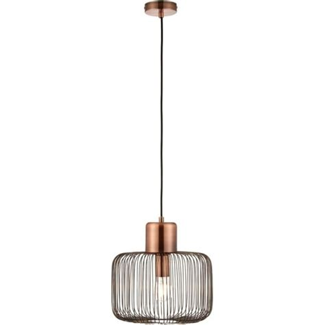 Endon 68986 Nicola Antique Copper Ceiling Pendant Copper Ceiling Lights Uk