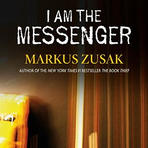 i am the messenger markus zusak i am the messenger when holden met katniss the 40 best ya novels rolling stone