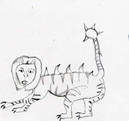 liger tattoo napoleon dynamite s liger b wana beast s greatest
