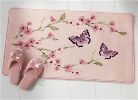 Butterfly Bathroom Rug 9 Best Images About Bathroom On Pinterest Acrylics Bath Tubs And Clawfoot Tubs