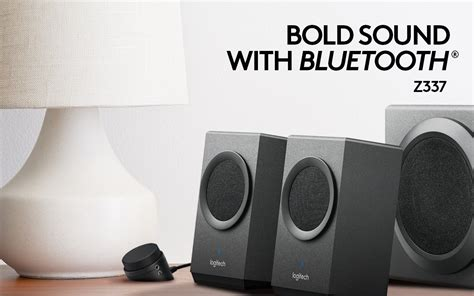 Logitech Speaker Z337 logitech z337 bold sound with bluetooth multimedi speaker 980 001275 11street malaysia