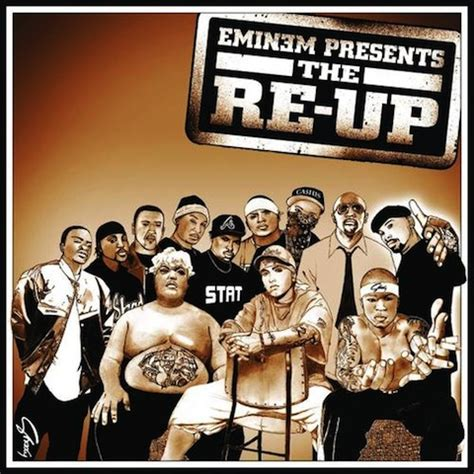 50 cent s 19 no 14 no 10 million estate the master eminem presents the re up shady records