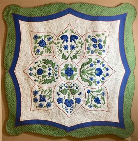 Mancuso Quilt by 2017 Quilt Competition Winners 187 Mancuso Show Management