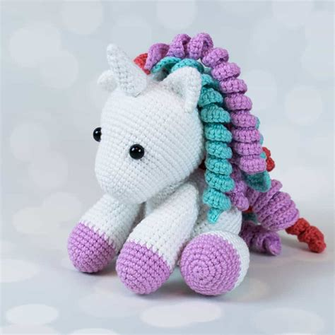 amigurumi free baby unicorn amigurumi pattern amigurumi today