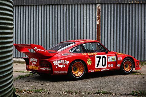 porsche 935 paul newman paul newman s 1979 porsche 935 le mans race car uncrate