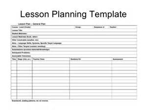 Esl Lesson Plan Templates by Tblt Lesson Planning