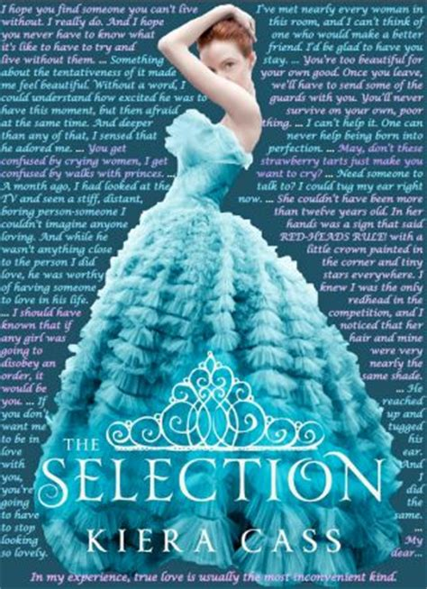 Novel Dewasa The Selection Series 3 The One the selection by kiera cass quotes quotesgram