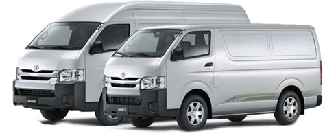 toyota hiace powerful economical and trustworthy