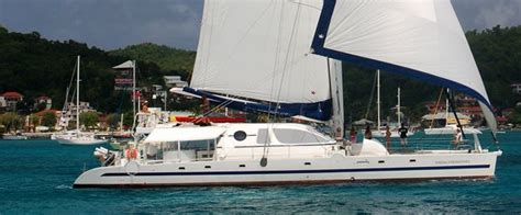 catamaran boat facts guadeloupe fast facts dream yacht charters charter boats