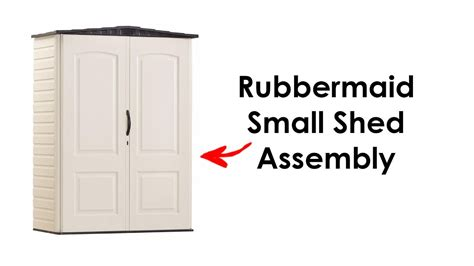 Lu Stop Assy Prima rubbermaid small shed assembly 52 cu ft from home