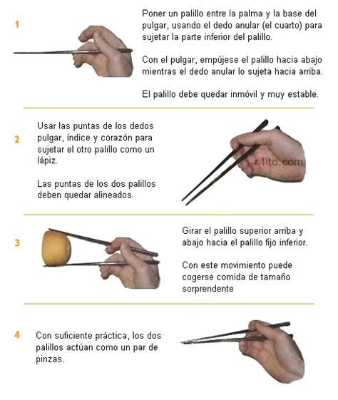 tutorial de como usar blogger cocina y algo mas como usar palillos chinos para comer
