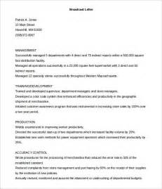 Cover Letter Templates Exles by Free Cover Letter Template 52 Free Word Pdf Documents