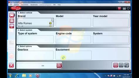 tutorial delphi autocom autocom delphi ds150e 2014 2 install video funnydog tv
