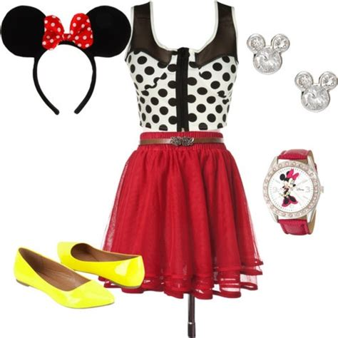 Take Inspiration From Minnie Mouse This It Up For Your Own Mickey Mouse by 172 Best Minnie Mouse Costumes Images On