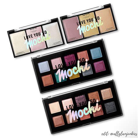 Nyx You So Mochi glam junkies 187 neu nyx cosmetics you so mochi