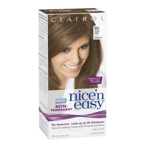 what is a nuce dark shade hair color for hispanic women clairol nice n easy non permanent hair color 79 dark