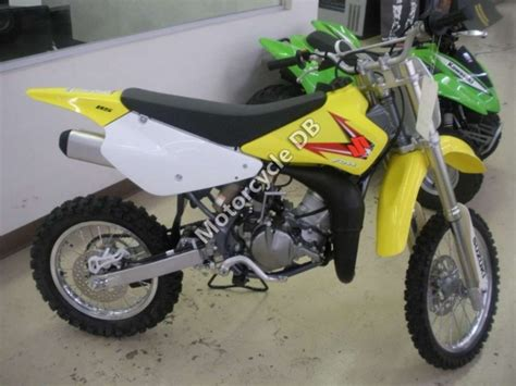 Suzuki Rm85 Specs Suzuki Rm85 Pictures Specifications And Reviews