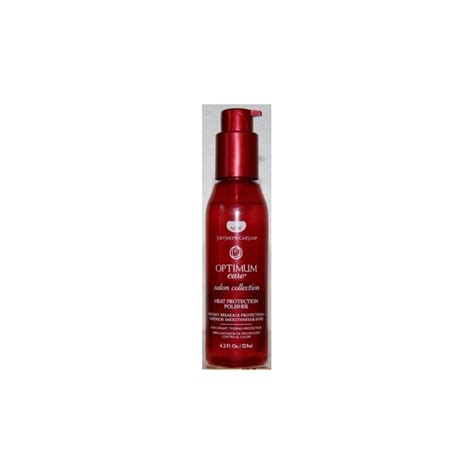 optimum care salon collection heat protection polisher