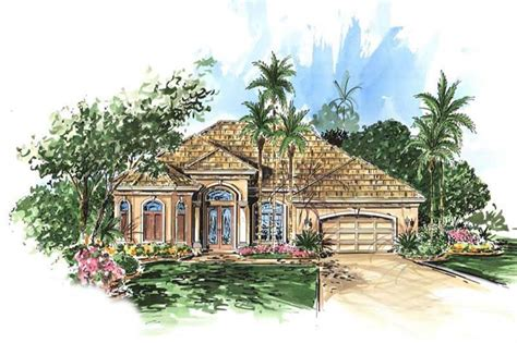 small mediterranean home plans home plan