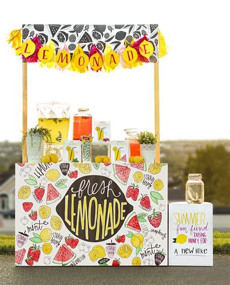 diy lemonade stand summer lemonade stand printables the sweetest occasion