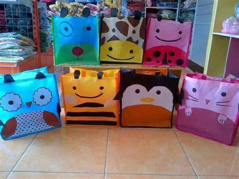 Souvenir Bag Organizertas Tenteng 1 jual tenteng medium animal goodie bag ultah anak harga