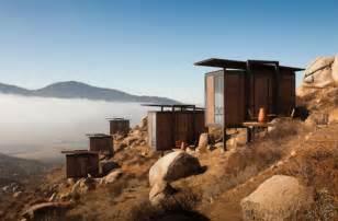 terrasse auf stelzen am hang moderne bungalow h 228 user auf stelzen in mexiko am hang gebaut