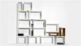 Bookshelf System Inspirations About Stacked Shelf System Modern Shelf