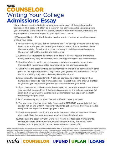 college admissions sle essay how should an admissions 100 images