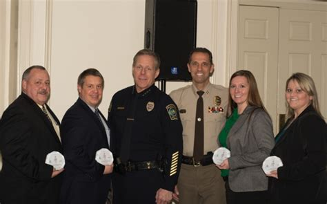 New Hanover County Records Detectives Receive Award New Hanover County
