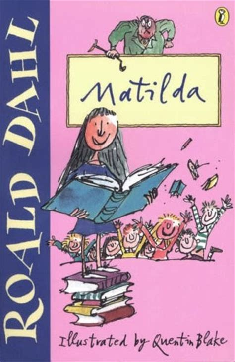 pictures of matilda the book book review review matilda