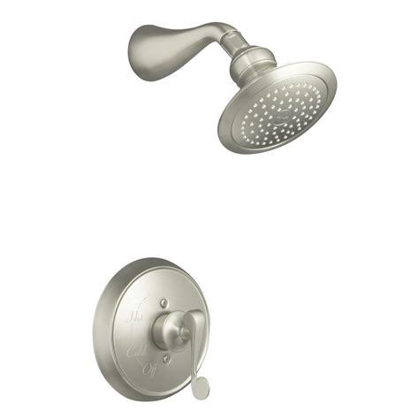 Kohler Shower Trim by Kohler Purist 1 Handle Bath And Shower Faucet Trim In