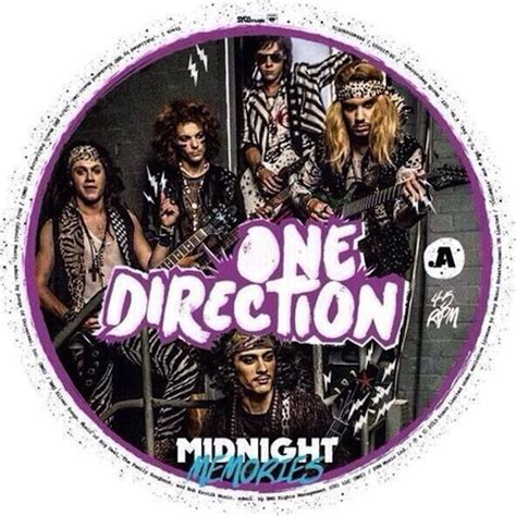 testo midnight memories one direction rocker per il record store day musickr