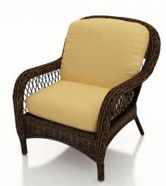 Wicker Patio Furniture Cushions Replacement Forever Patio Leona Wicker Chair Replacement Cushion