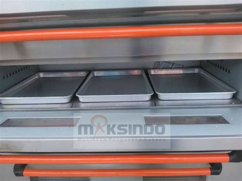 Oven Listrik 3 Rak jual mesin oven roti gas 3 rak 9 loyang go39 di malang