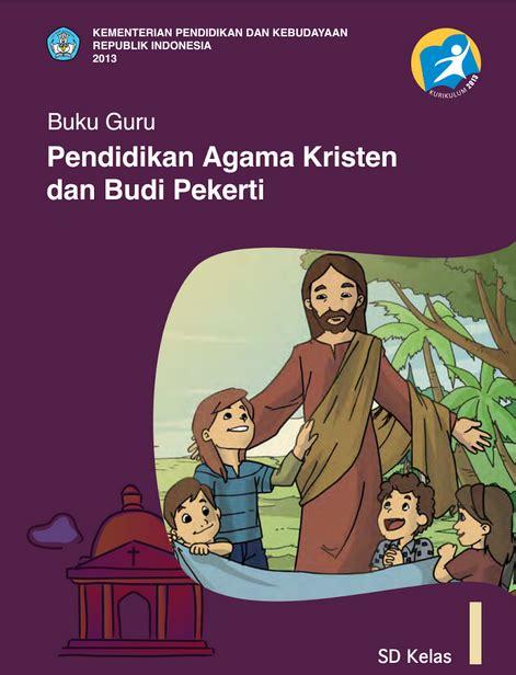 buku elektronik sekolah pa kristen dan budi