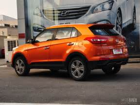 india bound hyundai ix25 compact suv scores a five in c ncap crash safety test