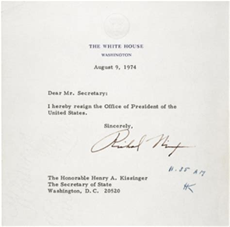 Richard Nixon Resignation Letter by Elvis And Nixon Buddies In Heaven Reporter Your Source For News That Matters