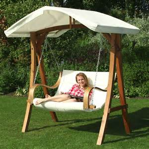 Outdoor Swing With Canopy by Seater Garden Swing Chair With Canopy Hl 6302 3 Pictures