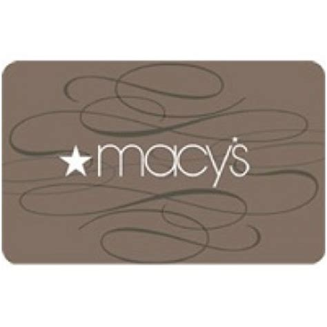 Macys Gift Card Number - 50 macy s gift card
